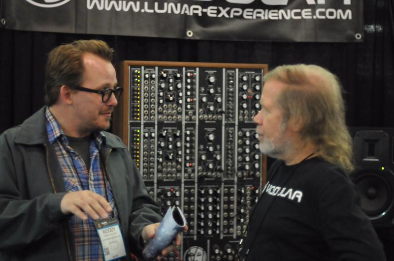 Woody_und_Gert_at NAMM2015.jpg