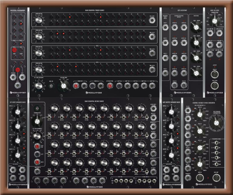 MOON MODULAR SEQUENCER